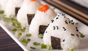 Japońskie kanapki onigiri