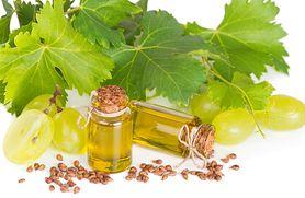 Olej z pestek winogron – właściwości, zastosowanie, kalorie i wartości odżywcze