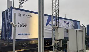 Pociąg dotarł do Gdańska w czwartek przed południem
