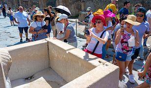Turyści nie szanują zabytku