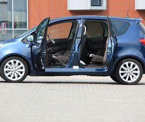 TEST: Opel Meriva 1.7 CDTI - nie bez potknięć