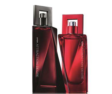 Poczuj ogień pożądania dzięki nowym zapachom od Avon