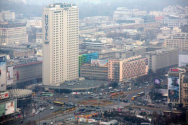 Warszawa jednym z najbardziej zanieczyszczonych miast Europy