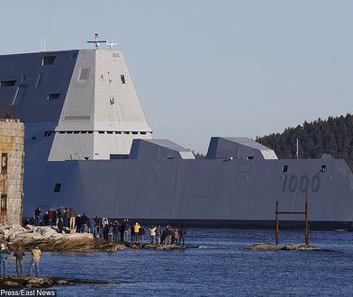 """""""Bezludne"""" okręty w amerykańskim wojsku"""