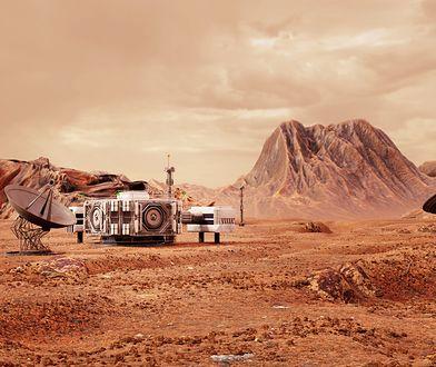 NASA: nowe odkrycie potwierdza ślady życia na Marsie