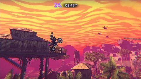 Akcja promocyjna Trials of the Blood Dragon spektakularną wpadką Ubisoftu