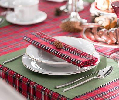 Obrus na świąteczny stół. Cztery kluczowe podpowiedzi
