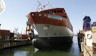 Okręt typu SIGINT będzie nosić imię HMS Artemis