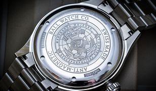 Zegarek powstał z okazji stulecia polskiej Marynarki Wojennej