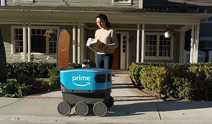 Amazon Scout: miały być drony, będą jeżdżące pojazdy