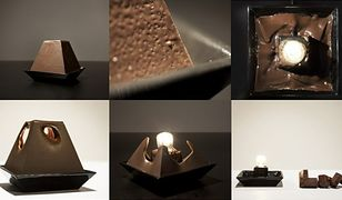 Lumiere au Chocolat - lampa z czekolady