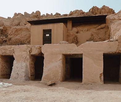 To jeden z największych odkrytych grobowców