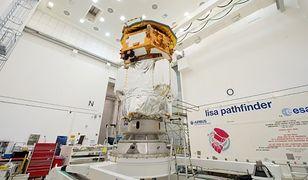 ESA będzie badać fale grawitacyjne w kosmosie