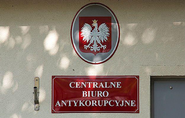 CBA przeszukuje dom byłego ministra sportu Andrzeja Biernata