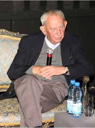 Gustaw Holoubek w 2005 roku