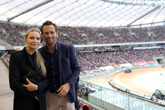 Mariusz Czerkawski przyjeżdża na żużlowe mistrzostwa na PGE Narodowym