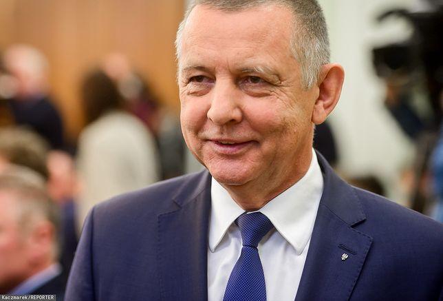 Marian Banaś ma podjąć decyzję ws. kontroli w Ministerstwie Zdrowia