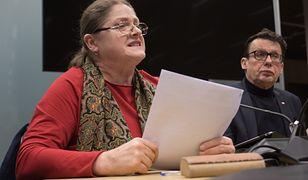 Oświadczenie majątkowe posłanki Krystyny Pawłowicz. Jest zabezpieczona - podwyżka emerytury, nowe oszczędności.