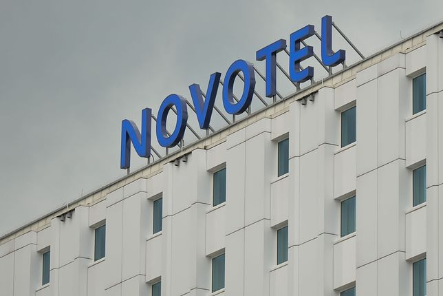 Hotel Novotel w Krakowie