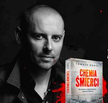 Wrocławski dziennikarz napisał kolejną historyczną książkę. Tym razem zajął się tajemniczą bronią chemiczną, produkowaną przez nazistów w laboratoriach działających przy obozie jenieckim w małym dolnośląskim miasteczku