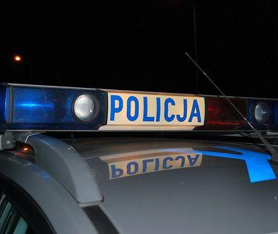 Opole. Obława po napadzie na bank. Policja szuka sprawcy