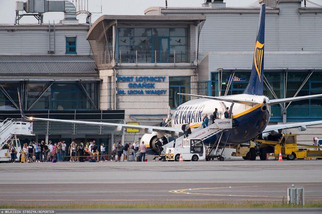 Koronawirus w Polsce. Nie doszło do lotu z Gdańska do Kalamaty w Grecji (zdjęcie ilustracyjne)