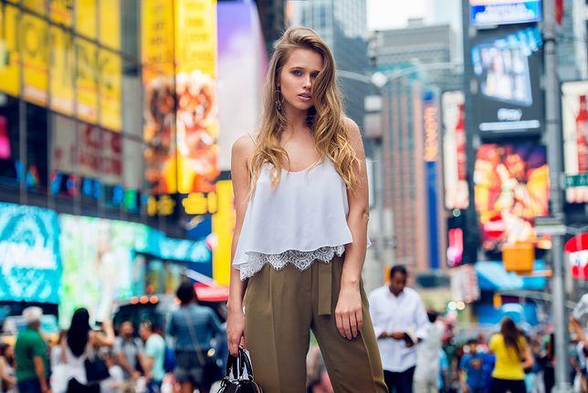 """Najwygodniejsze spodnie lata. Wybierz model """"paper bag"""""""