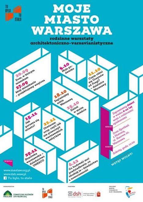 Za darmo: moje miasto Warszawa