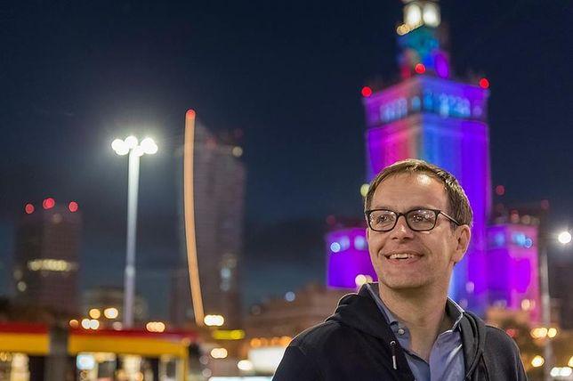 """Steffen Möller napisał przewodnik po stolicy. """"Viva Warszawa!"""""""