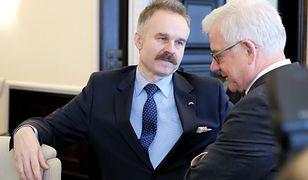 Prof. Waldemar Paruch, szef Centrum Analiz Strategicznych