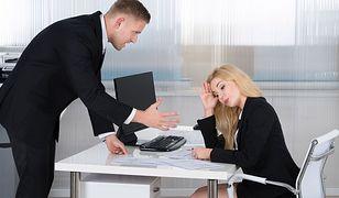 Mobbing w pracy nie jest rzadkością.