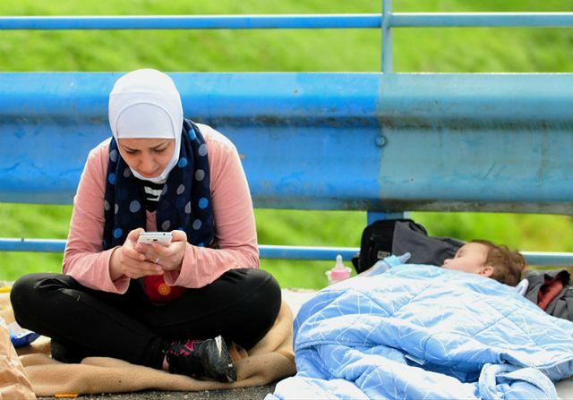 Uchodźcy i migranci w Chorwacji