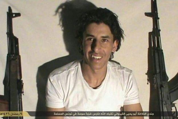 Zdjęcie opublikowane przez ISIS - rzekomo ukazuje zamachowca z Susy