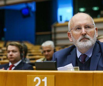 Parlament Europejski będzie rozmawiał w środę o praworządności w Polsce