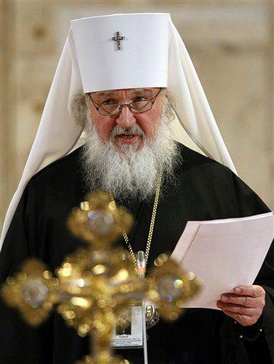 Metropolita Cyryl nowym patriarchą Moskwy i Wszechrusi