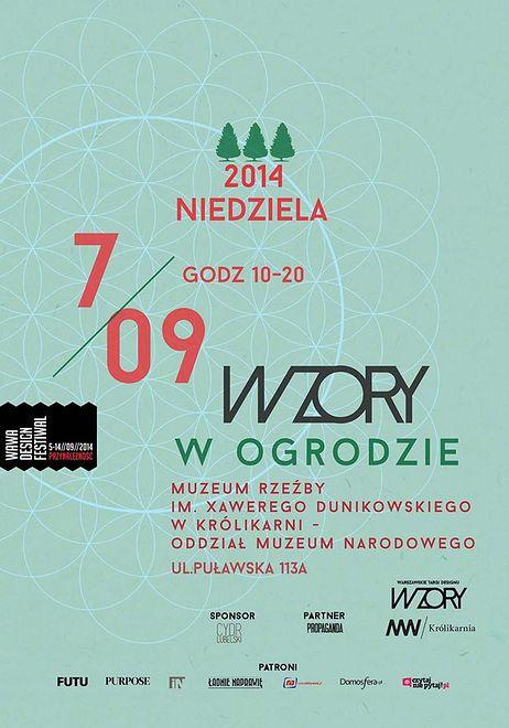 WZORY V - WAWA Design Festiwal