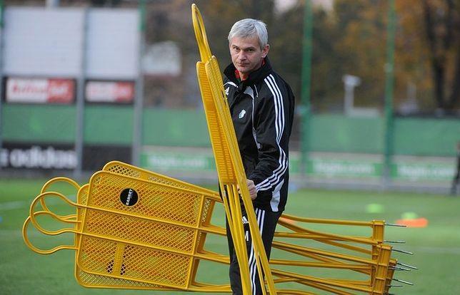 """Jacek Magiera nowym trenerem Legii? """"Wszystko na to wskazuje"""""""