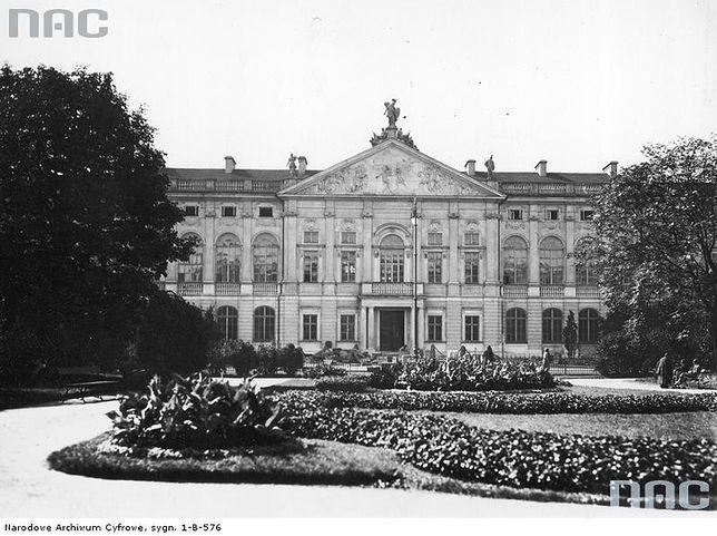 13,7 mln zł na remont Pałacu Krasińskich