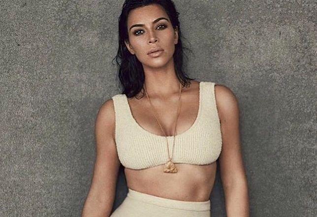 """Kim Kardshian ma dla fanów kilka rad typu """"zrób to sam""""."""