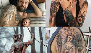 Wzory tatuaży na ramię