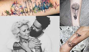 Wzory tatuaży na przedramię