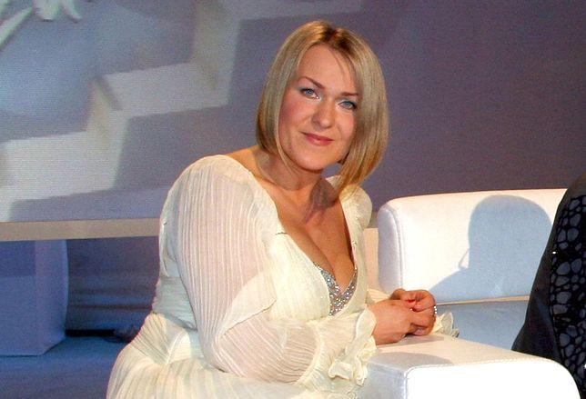 Justyna Majkowska skończy w lipcu 43 lata
