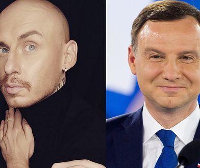 Jacek Szawioła był odpowiedzialny za wizerunek Andrzeja Dudy w kampanii prezydenckiej w 2015 r.