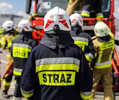 Śląsk. Doszło do rozszczelnienia gazociągu. Ranni pracownicy
