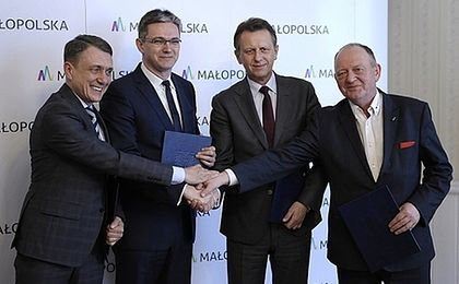 Będzie nowy most na Wiśle. Połączy Małopolskę z woj. świętokrzyskim