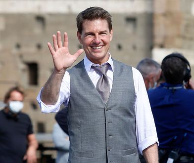 Czy to Mission Impossible? Eksner pozywa Toma Cruise'a i wytwórnię Paramount Pictures
