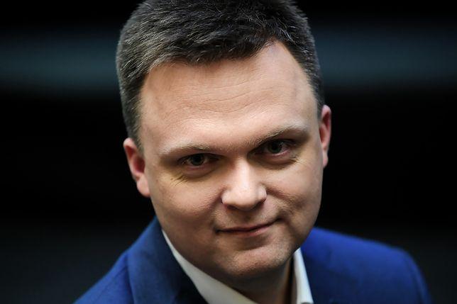Wybory prezydenckie. Szymon Hołownia ogłosił swój start w wyścigu (zdj. arch.)