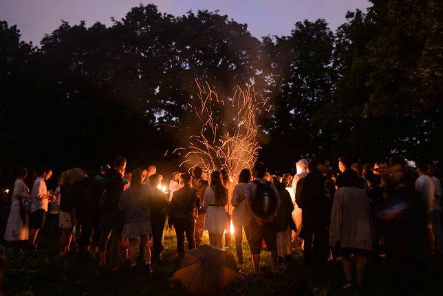 Tradycyjne obchody Nocy Kupały w Polsce