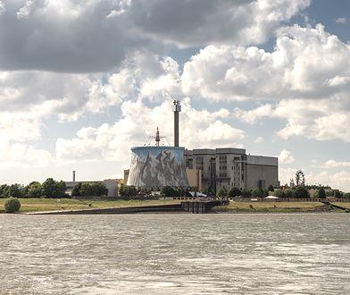 Niemcy. W opuszczonej elektrowni otwarto wesołe miasteczko