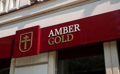 Oto złoto Amber Gold